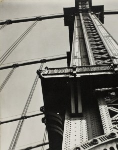 """Kenn Assignment Berenic Abbot Manhattan Bridge Looking Up"""""""