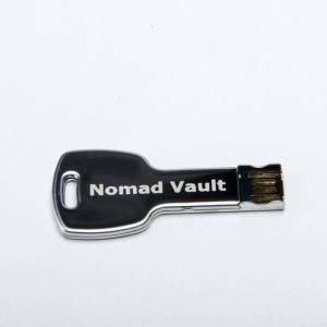 Nomad Vault, MDK Solutions's secure storage.