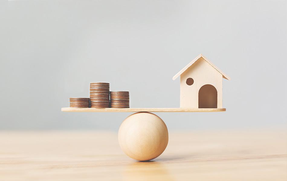a história e o mercado imobiliário