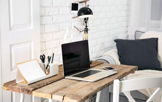 como criar home office