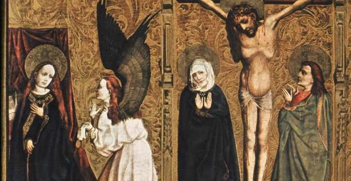 The Annunciation and Passion of our Lord