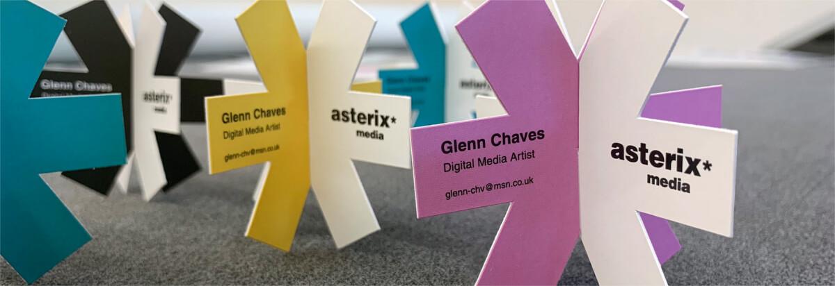 Tarjetas digitales creativas