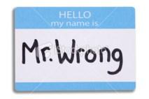 stock-photo-6813547-mr-wrong-name-badge