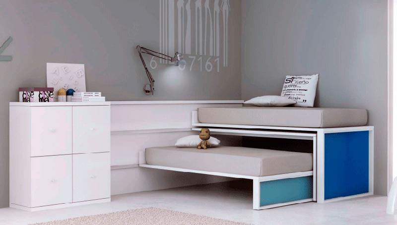 dormitorio juvenil moderno