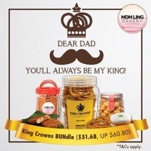 King Crowns BUNdle