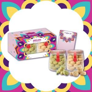 Mdm Ling Bakery Diwali Deepavali Cookies 21 Classic Delights
