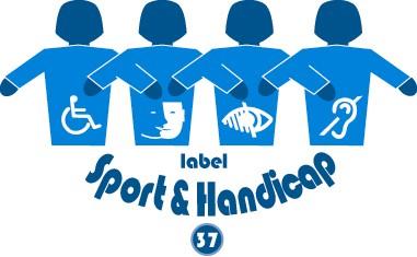 Logo du label sport et handicap