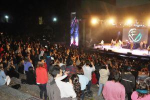 """Se realizó el festival """"Juventud Es Cultura"""", primer evento masivo desde el comienzo de la pandemia"""