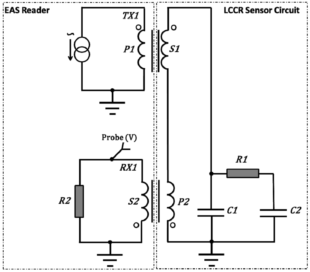 energy detector schematic