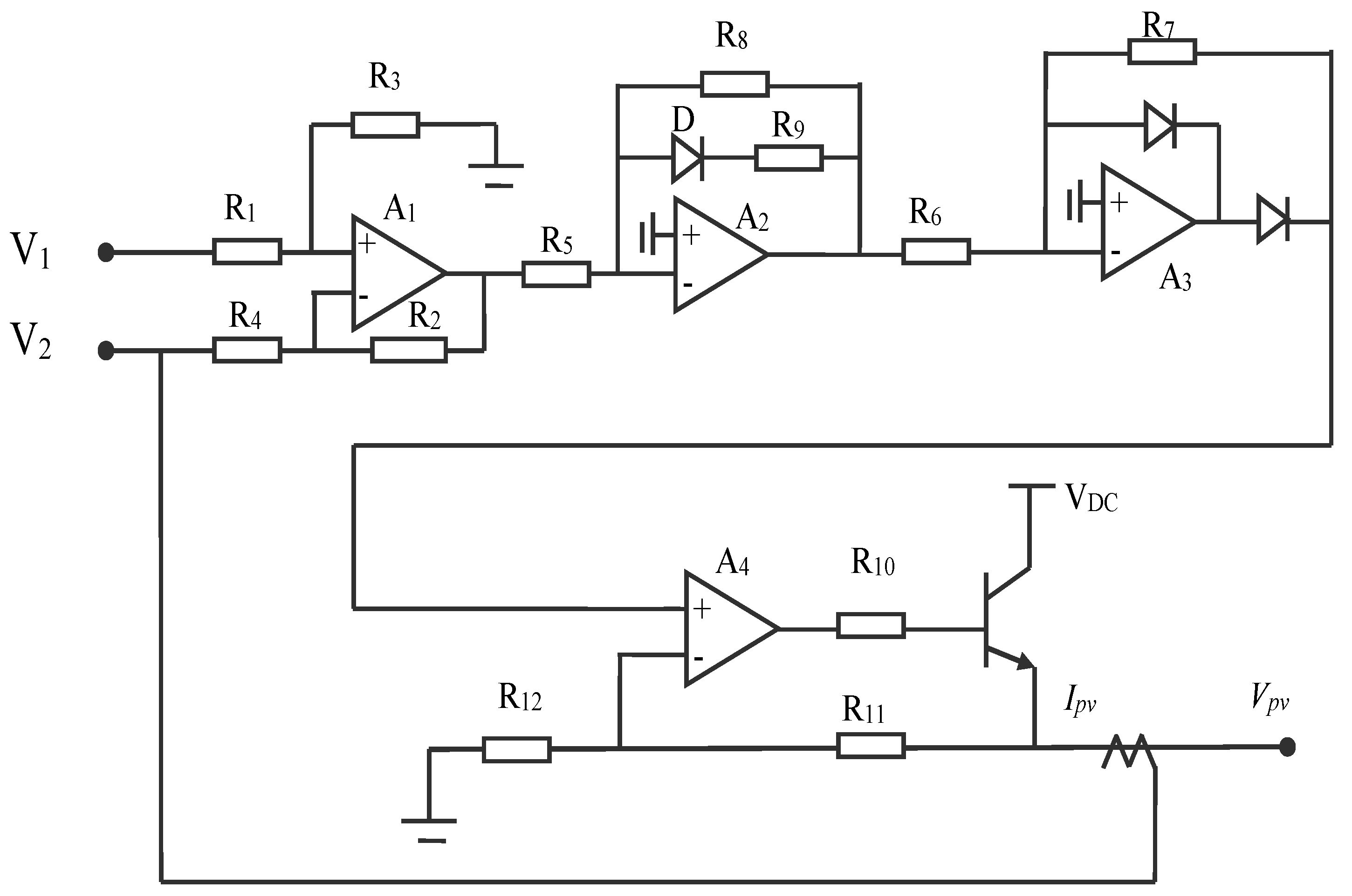 Solar Electrical Connection