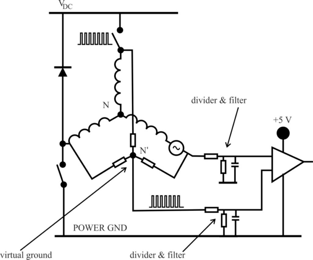 brushless esc schematic