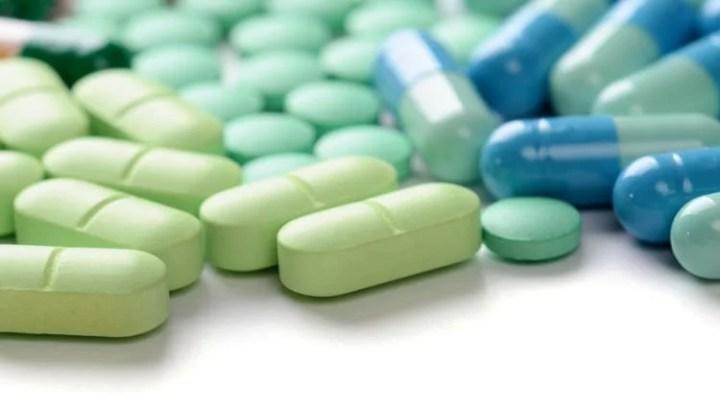 antibioticos e anti-inflamatorios