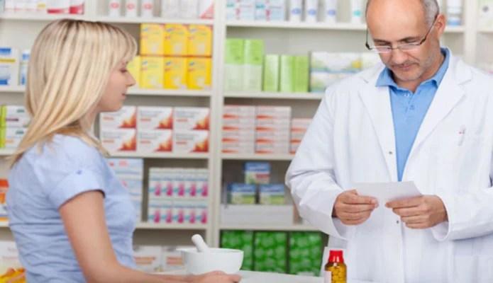 Hidroclorotiazida nas farmácias