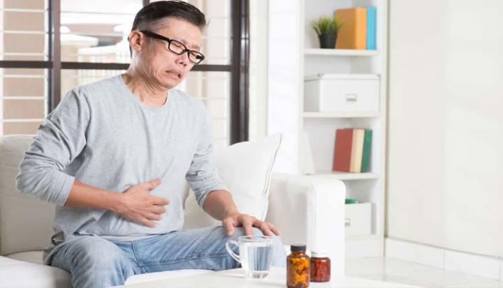 Dor de estômago