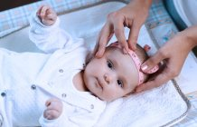 Microcefalia - circunferência craniana