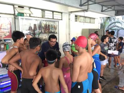 Vikings Rule Inter-School Swim Meet