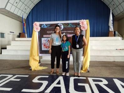 Sagradans highlight their talents in Buwan ng Wika 2019