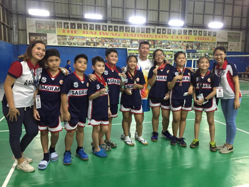 TICKETS FOR THREE: Elem smashers rack up medals in BulPriSA tourney