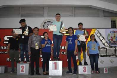 Sagradan scribes bag awards in RSPC; De Belen to advance in Nationals