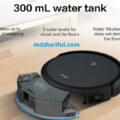 360 C50 water tank