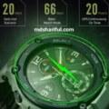 Amazfit-T-Rex-battery