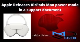 Apple Releases AirPods Max