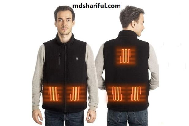 Electric Heated Vest at Amazon