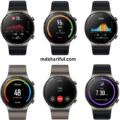 Huawei Watch GT2 Pro design