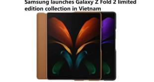 Samsung launches Galaxy Z Fold 2