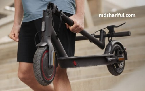 Xiaomi Mi Electric Scooter Pro 2 review