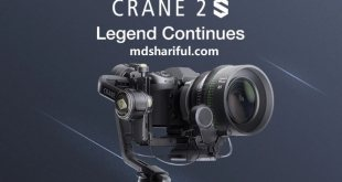 Zhiyun Crane 2S Review