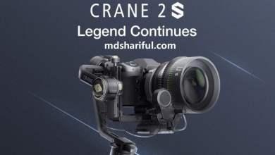 Zhiyun Crane 2S Review