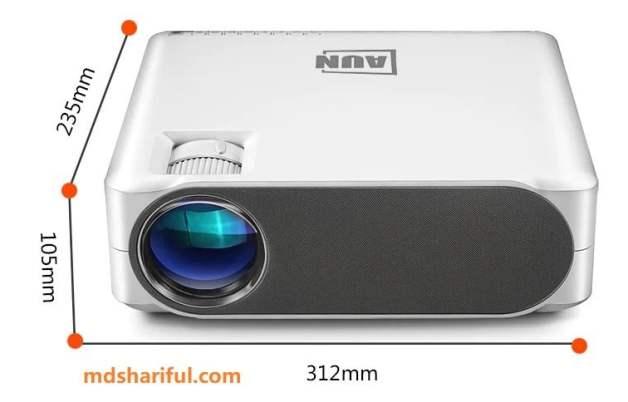 AUN AKEY6 Projector design