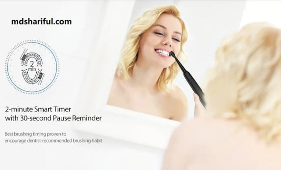 Alfawise SG-949 Sonic Electric Toothbrush model