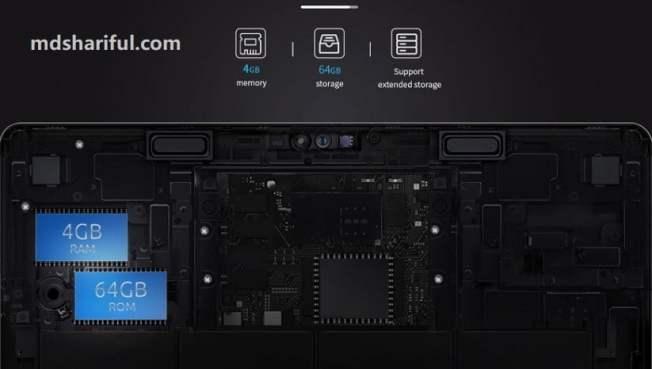 BMAX MaxPad I10 hardware