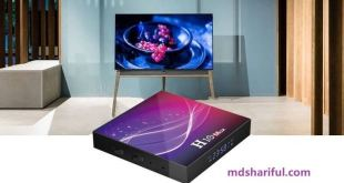 H10 Max Plus Smart TV Box