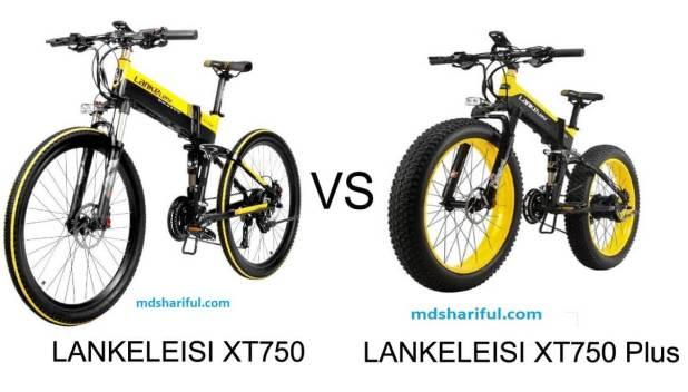 LANKELEISI XT750 vs XT750 Plus