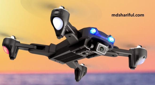 LSRC LS-25 Drone design