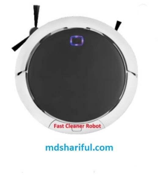 QQ9 Robot Vacuum Cleaner