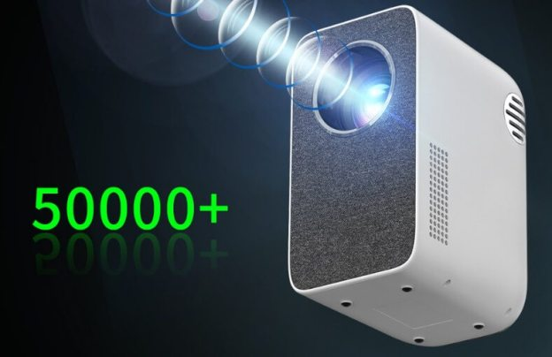 Rigal Mini Projector Feature