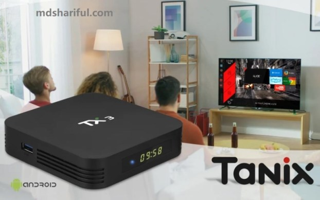 Tanix TX3 S905X3 features