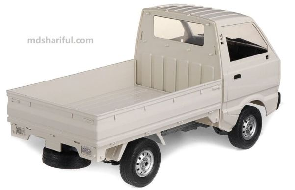 WPL D12 RC Truck features