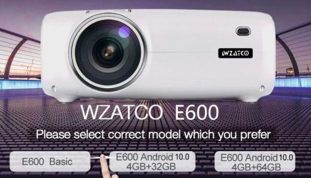 WZATCO E600 design