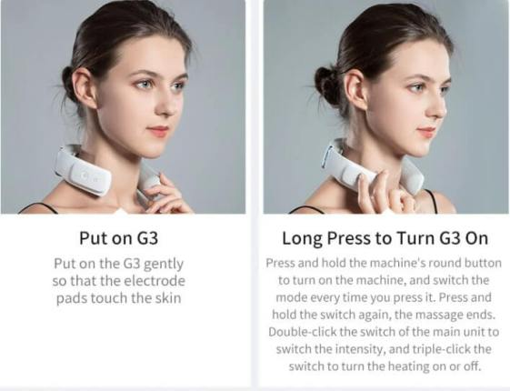 Xiaomi Jeeback G3 Review control