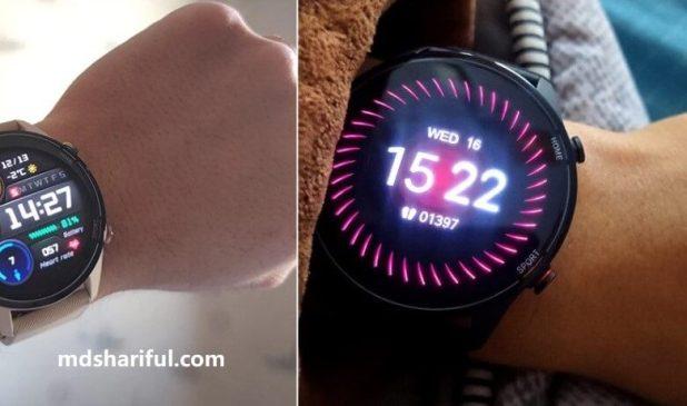 Xiaomi Mi XMWTCL01 Watch display