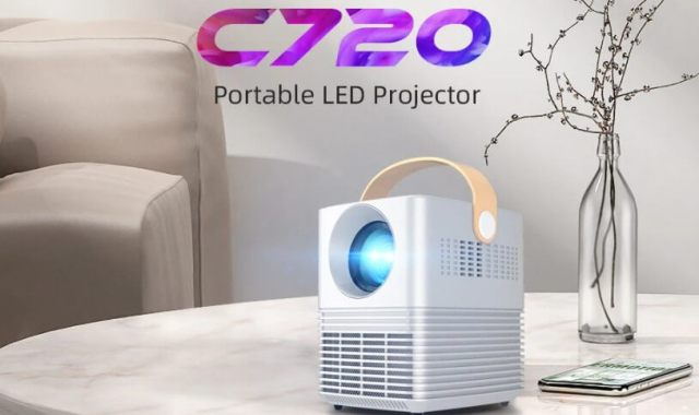 BYINTEK c720 design
