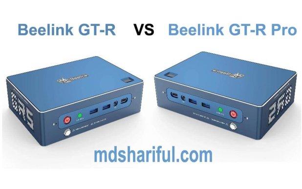 Beelink GT-R vs GT-R Pro