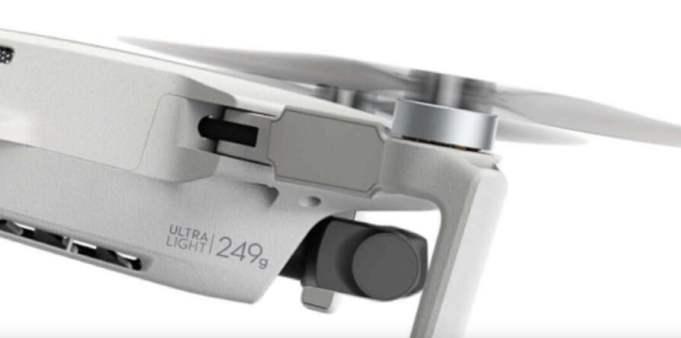 DJI Mini 2 design