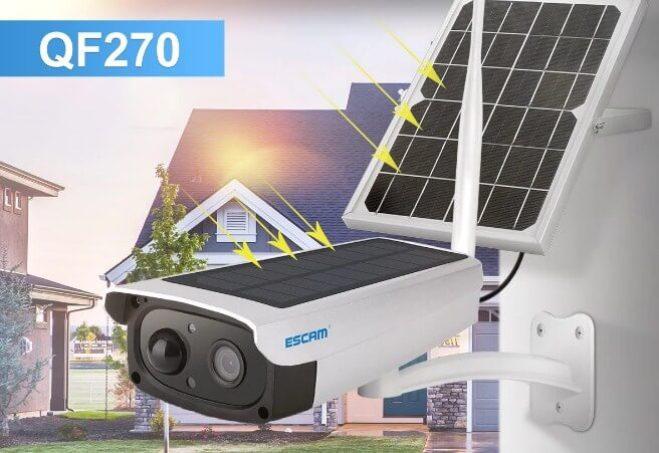 ESCAM QF270 design