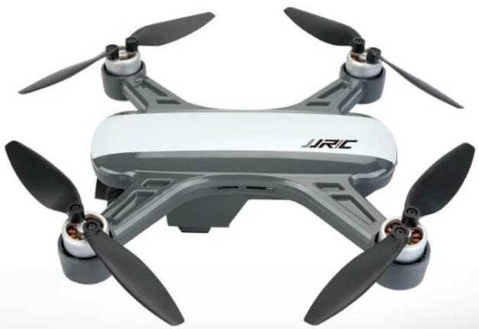 JJRC X9PS design